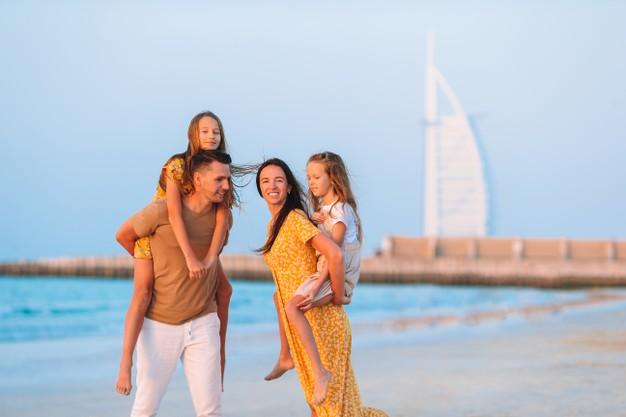 Activités amusantes à faire à Dubaï pour la famille